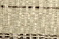 6857117 Bella-Dura TICKING WALNUT Stripe Indoor Outdoor Upholstery Fabric