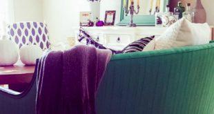 Anleitung zum Malen von Bezugsstoffen. Geben Sie Ihrer müden Couch oder Ihrem S...