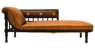 Edward William Godwin Chaise Longue - Ebonized Attributed To E W Godwin Anglo-Japanese
