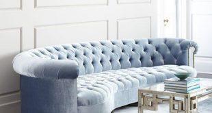 Tia 3-Cushion Chesterfield Sofa 98