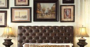 Alcott Hill Lilyana Queen Upholstered Panel Headboard