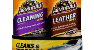 Armor All 30ct 2pk Cleaning/Leather Wipes