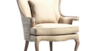 French Wing Arm Chair