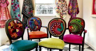 Mexikanische Textilien, die begeistern