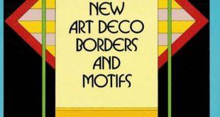 New Art Deco Borders and Motifs (eBook)