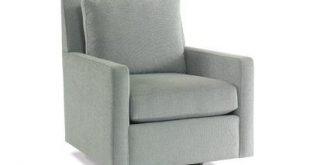 Precedent Furniture Philip Swivel Glider Fabric: Wildwood Ink