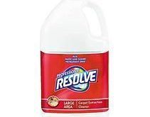 Professional RESOLVE Carpet Extraction Cleaner Concentrate (1gal.)