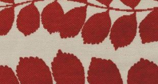 Richloom Transposed Cherry Upholstery Fabric - ships separately