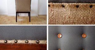 Simple Tricks: Upholstery Tutorial No Sew upholstery studio fabrics.Upholstery T...