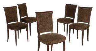 Suite de Cinq Chaises