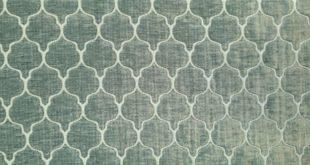 Voyage Tabriz Cornflower | Textile Express | Buy Fabric Online