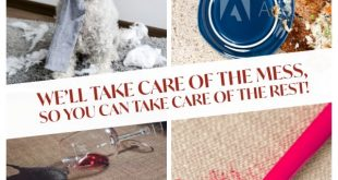 We'll take care of all kinds of carpet stains